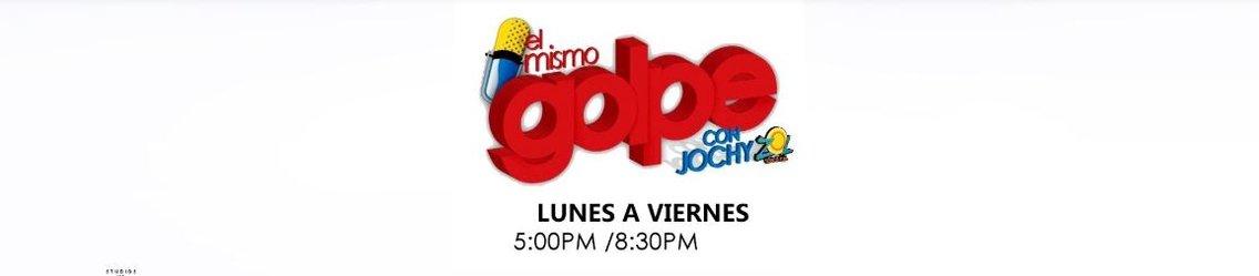 El Mismo Golpe con Jochy Santos - immagine di copertina