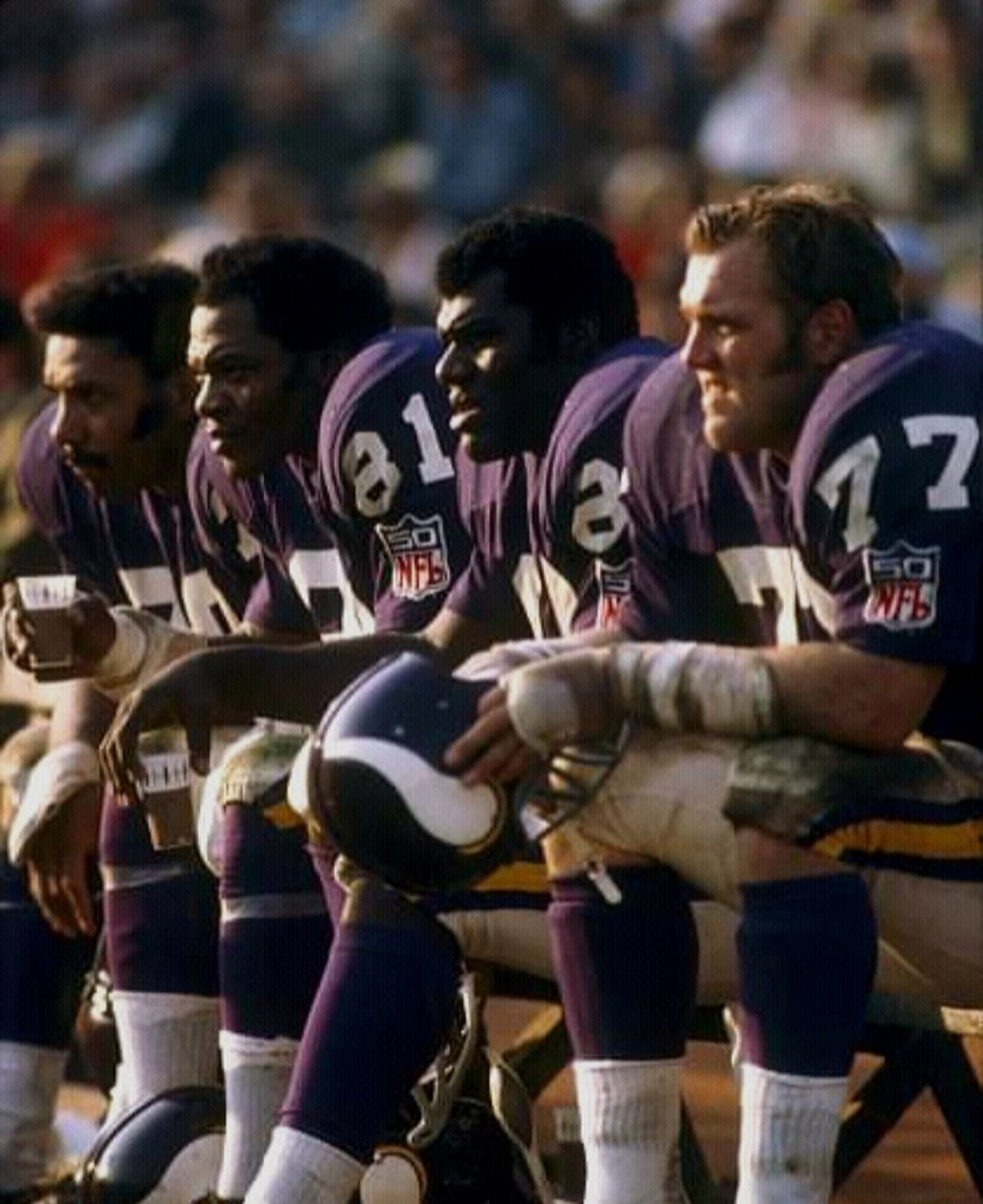 Purple People Eaters - Cover Image