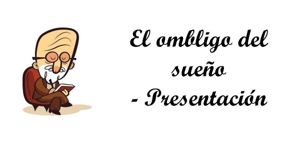 El ombligo del sueño - immagine di copertina