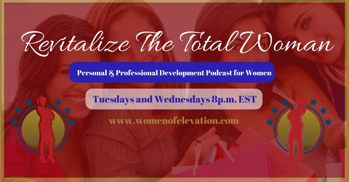 Revitalize the Total Woman - Cover Image