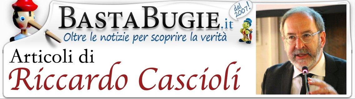 ARTICOLI di Riccardo Cascioli - Cover Image