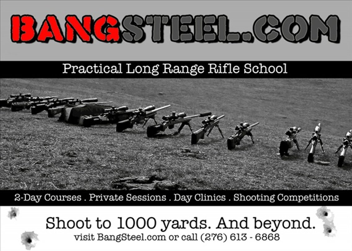 BangSteel Long Range Shooting Podcast - Cover Image