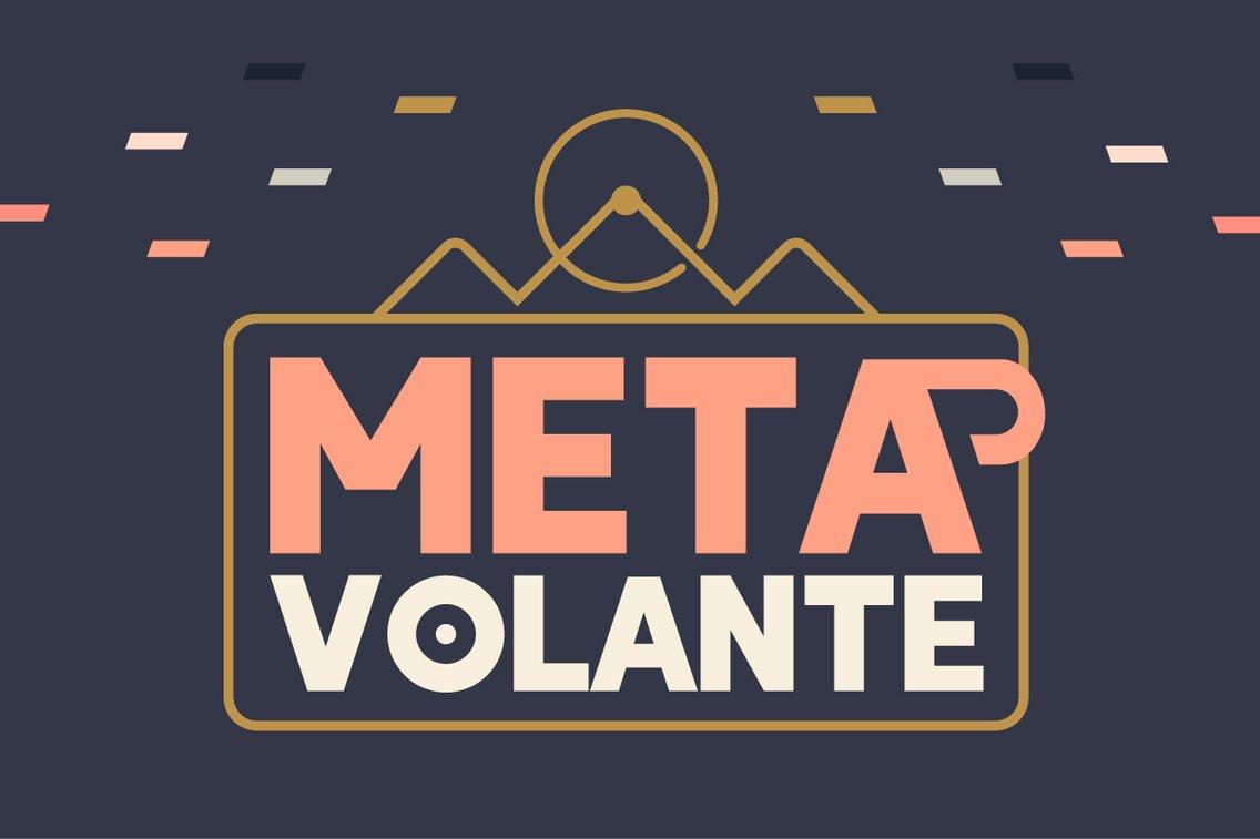 Meta volante - Cover Image