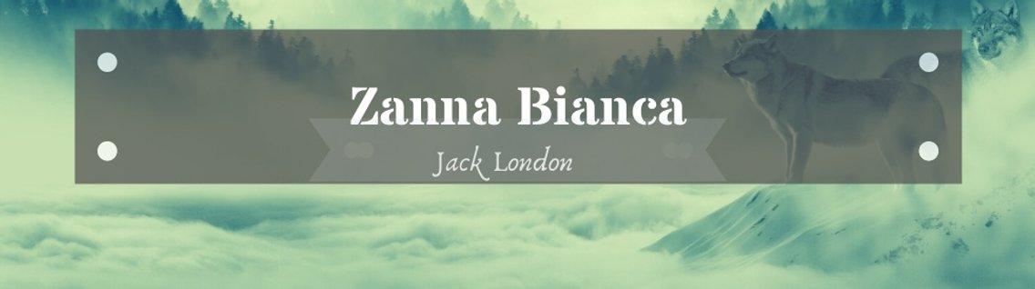 ☽ ZANNA BIANCA ☾Audiolibro☽ - imagen de portada