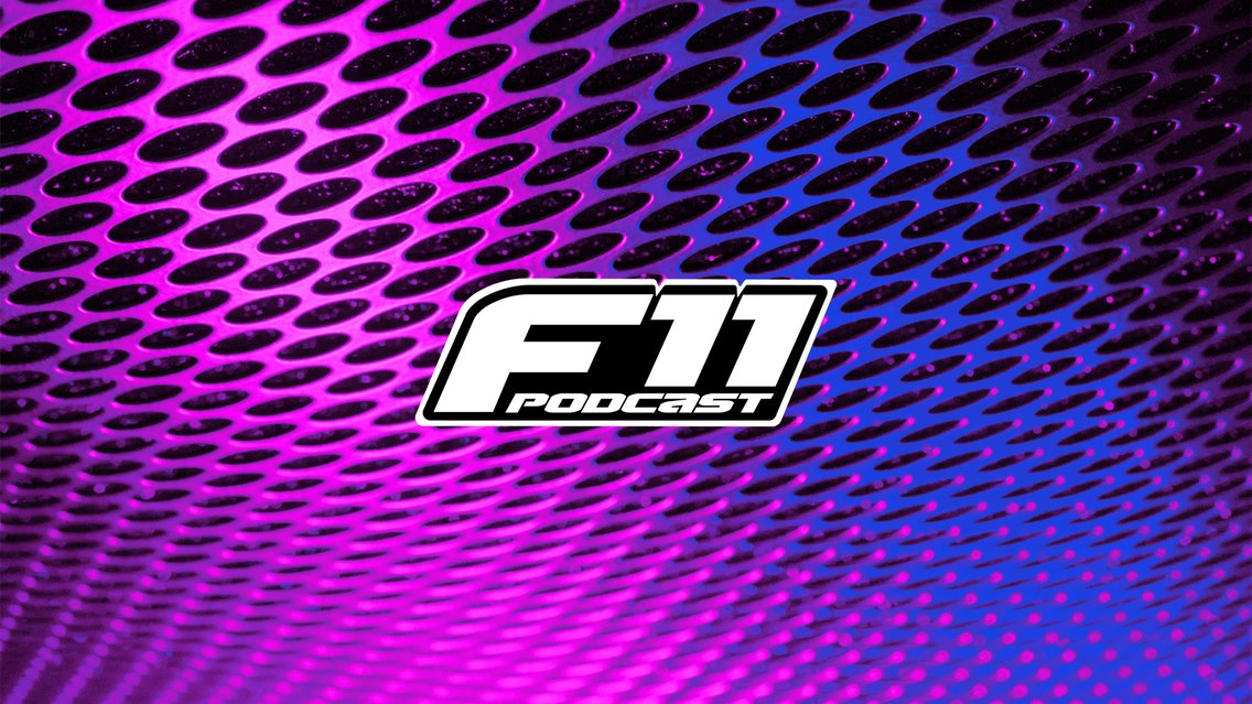 F11 Podcast - immagine di copertina