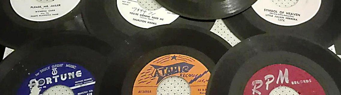 1234 Rock'n'Roll radio • Vinyl only - immagine di copertina