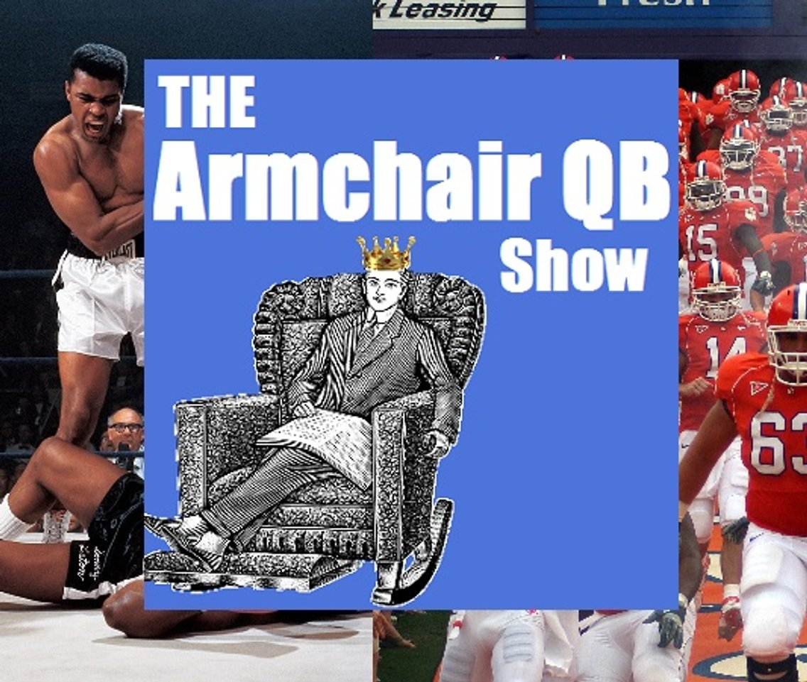 The Armchair QB Show - Cover Image