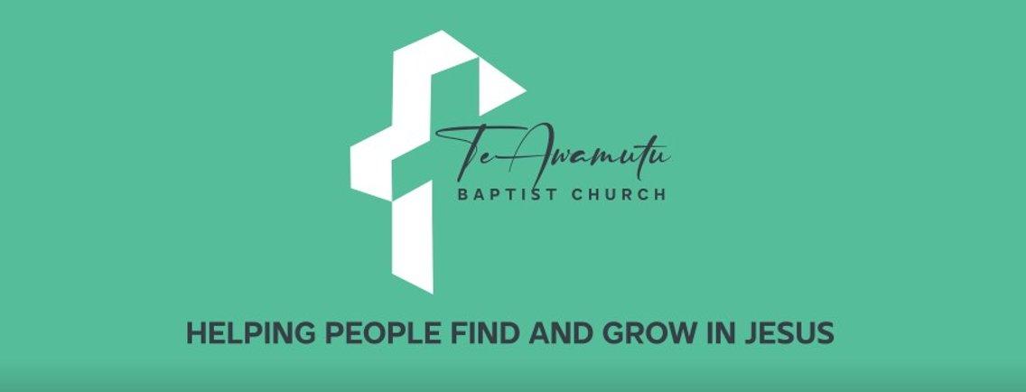 Te Awamutu Baptist Podcasts - Cover Image