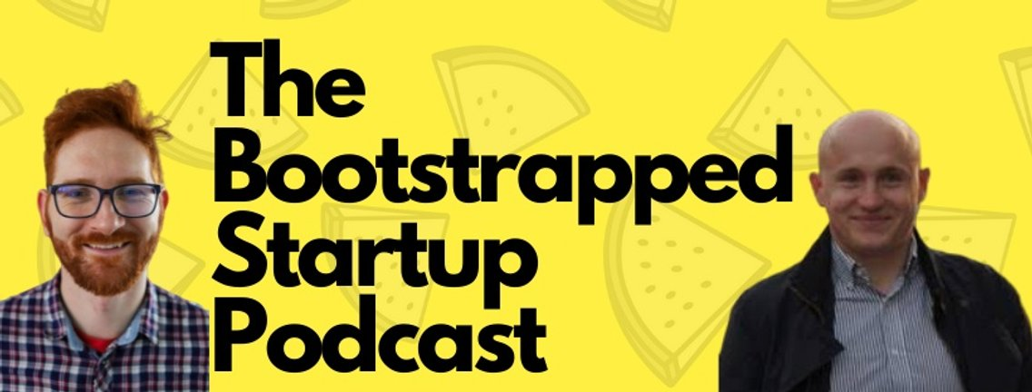 The Bootstrapped Startup Show - Cover Image