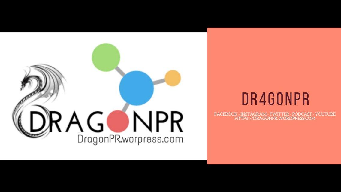 Dr4gonPR El Podcast - Cover Image