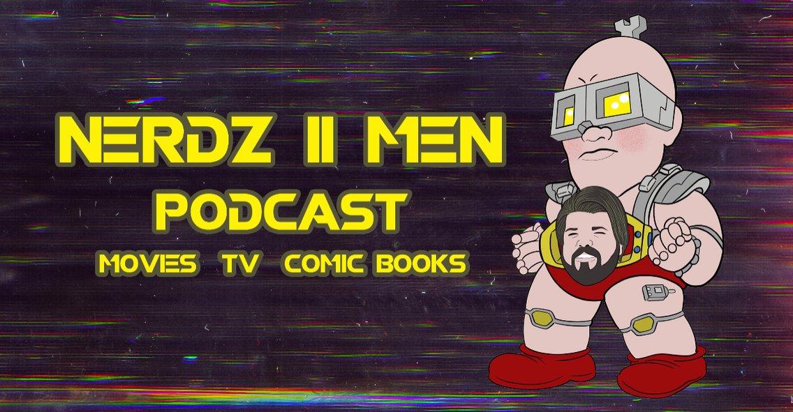Nerdz II Men Podcast - Cover Image