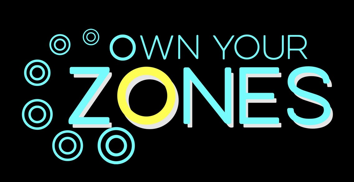 Own Your Zones - Cover Image