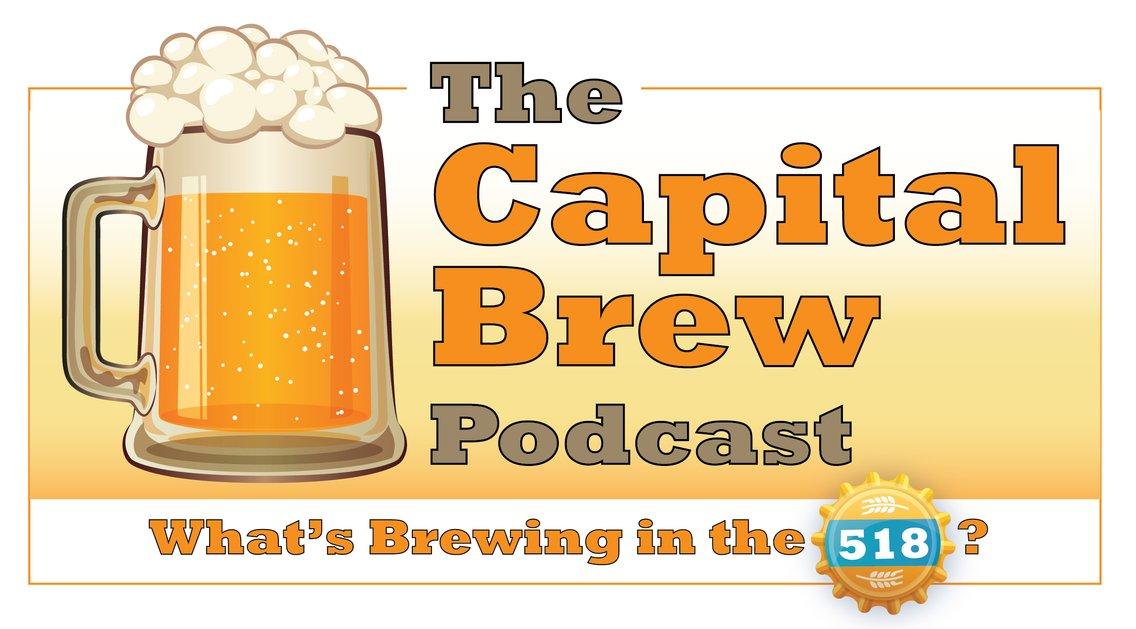 The Capital Brew Podcast - immagine di copertina