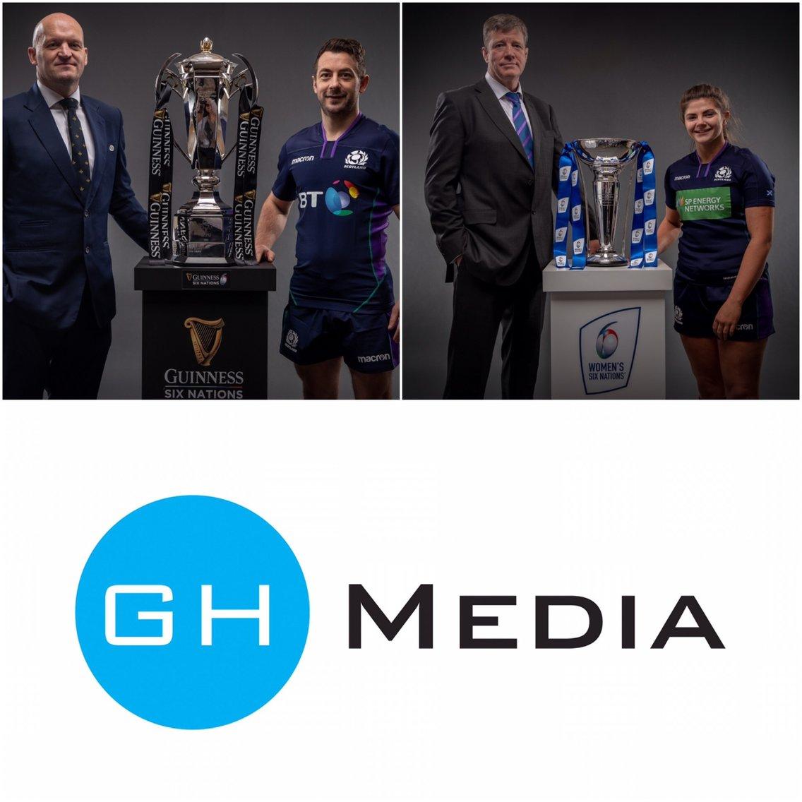 GH Media 6 Nations Podcasts - imagen de portada