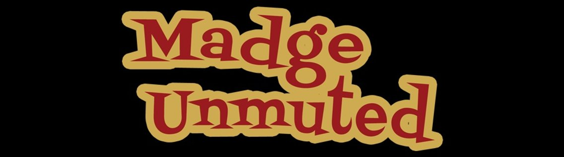 Madge Unmuted - Cover Image