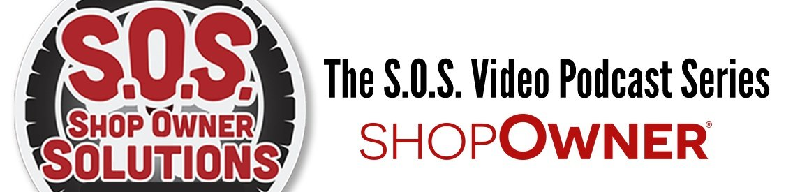 SOS - Shop Owner Solutions - Cover Image