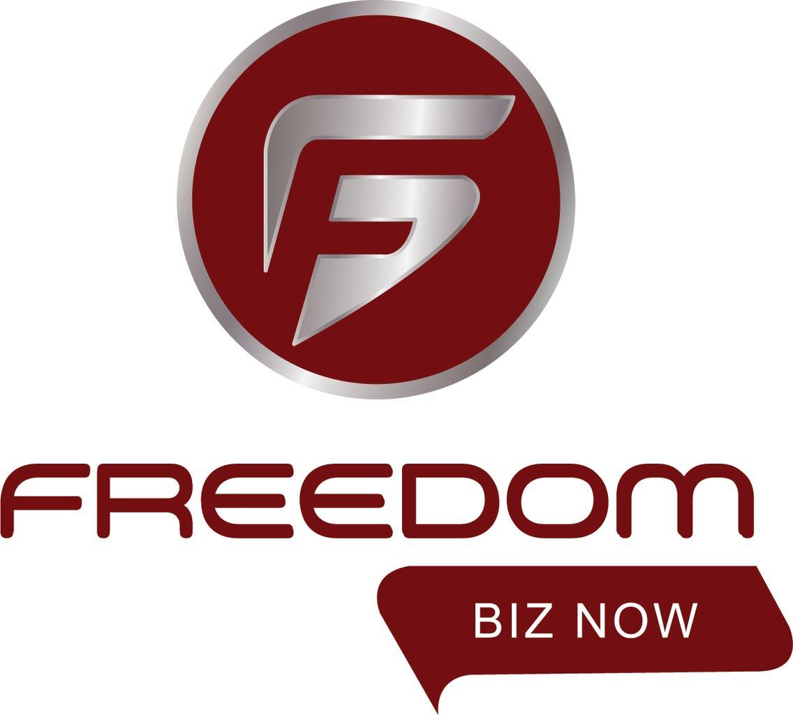 Freedom Biz Now - Cover Image