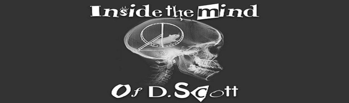 Inside The Mind Of D. Scott - Cover Image
