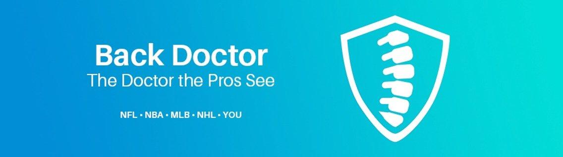 Back Doctor - imagen de portada