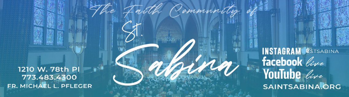 Saint Sabina Speaks - Cover Image
