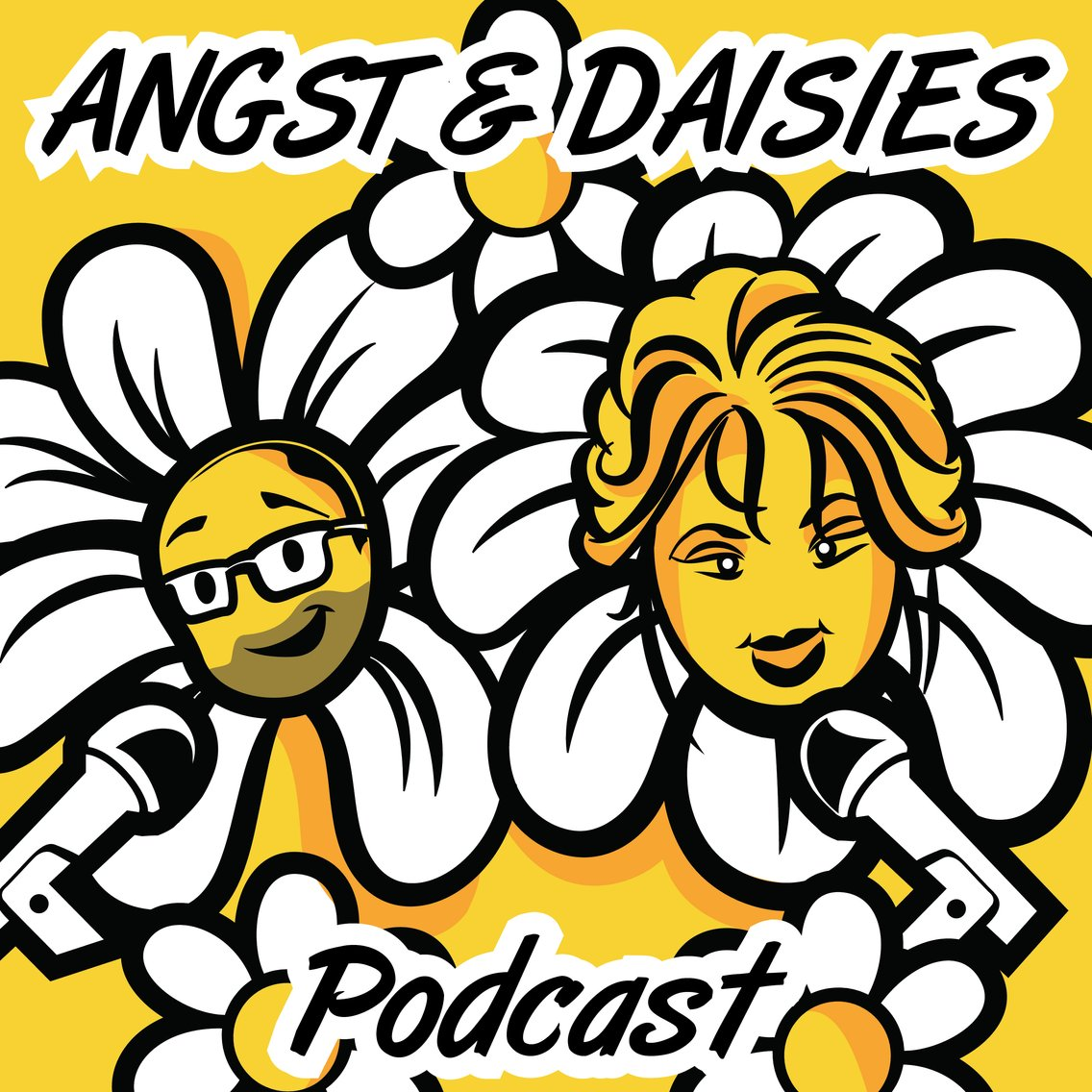 Angst & Daisies - Cover Image