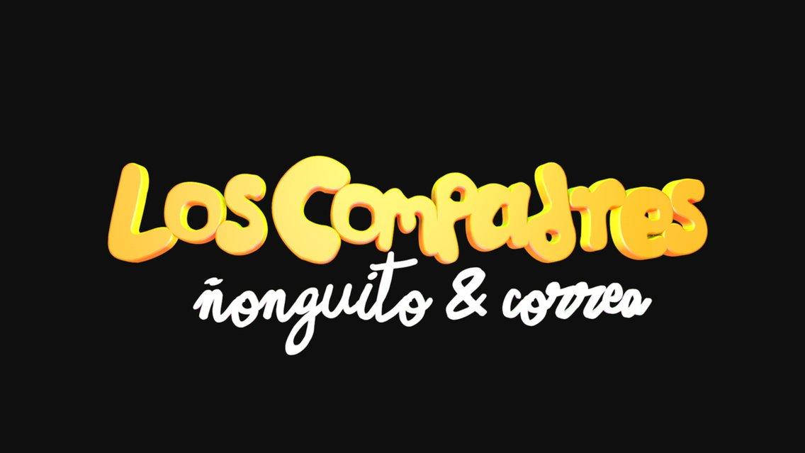 Los Compadres Radio Show - immagine di copertina