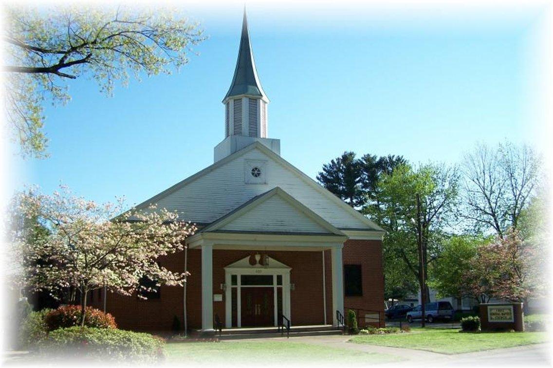 Pruitt Baptist Church - Cover Image