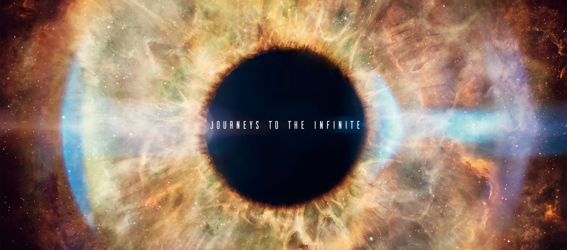 Journeys to the Infinite - Cover Image