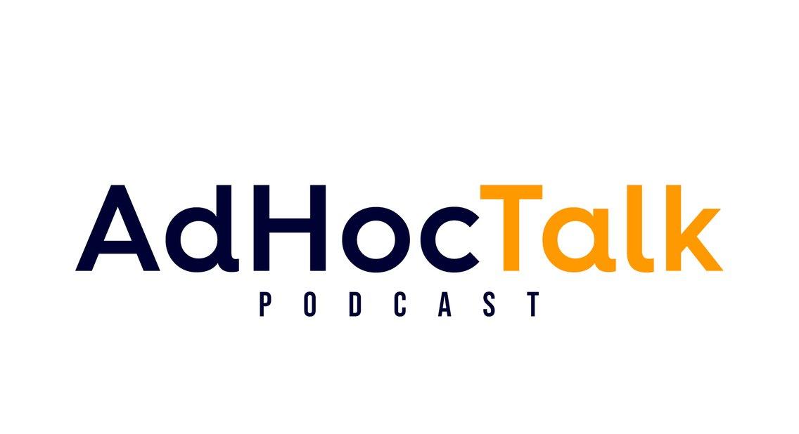 AdHoc Podcast - immagine di copertina