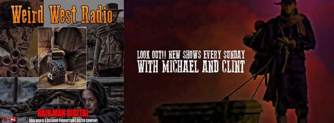 Weird West Radio - immagine di copertina