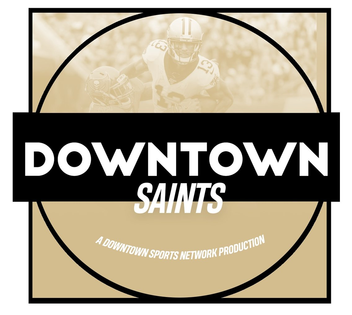 Downtown Saints Podcast - Cover Image