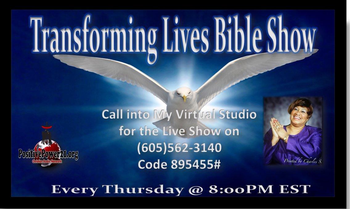 Transforming Lives Bible Show - immagine di copertina