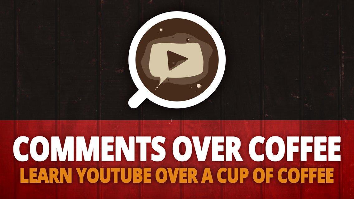 Comments Over Coffee - imagen de portada