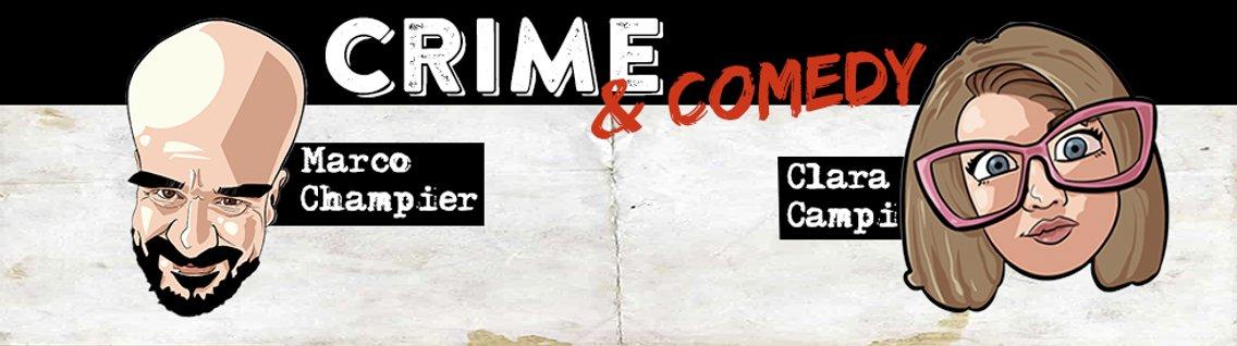 Crime & Comedy - Cover Image