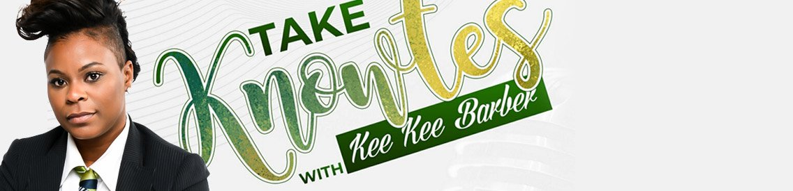 Take Knowtes with Kee Kee Barber - immagine di copertina