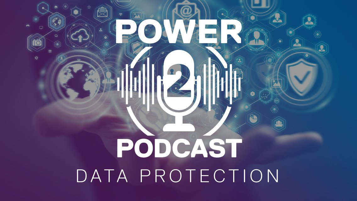 Dell Technologies Power2Protect Podcast - Cover Image