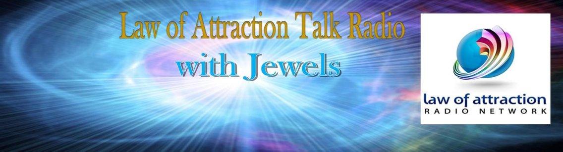 Law of Attraction Radio with Jewels - immagine di copertina
