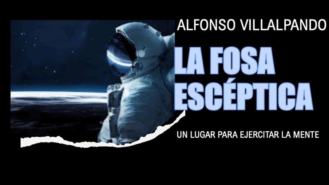 LA FOSA ESCÉPTICA - imagen de portada