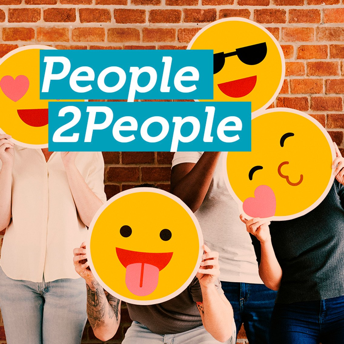 People 2 People - Cover Image