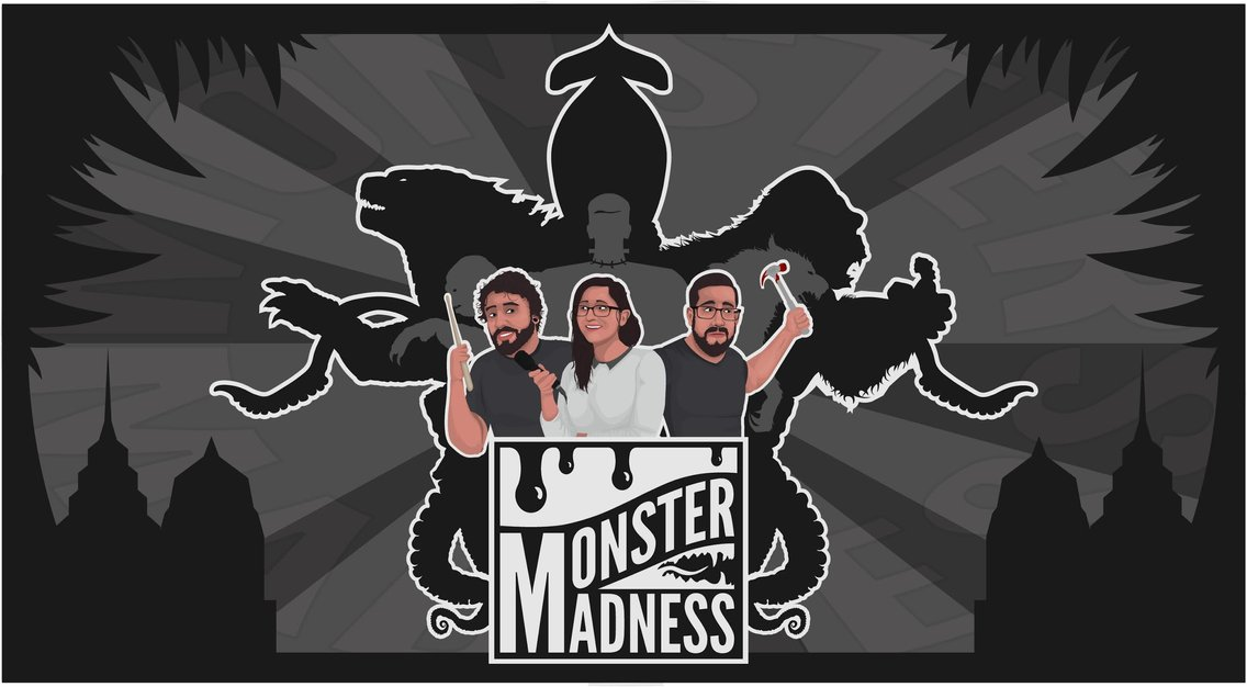 Monster Madness - Cover Image