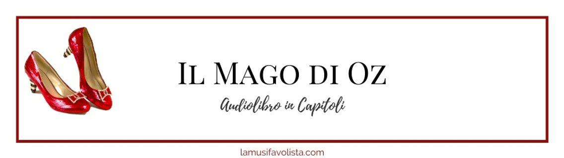 IL MAGO DI OZ ☆ Audiolibro ☆ - imagen de portada