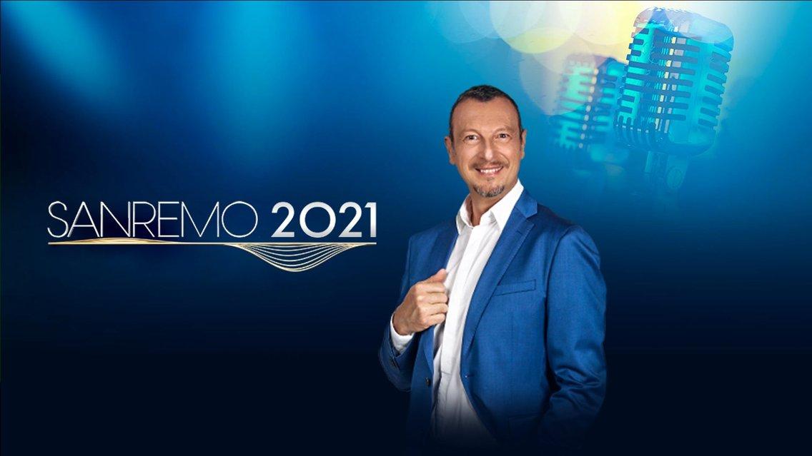 Sanremo alla Radio 2021 - Cover Image