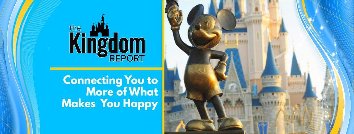 The Kingdom Report - immagine di copertina