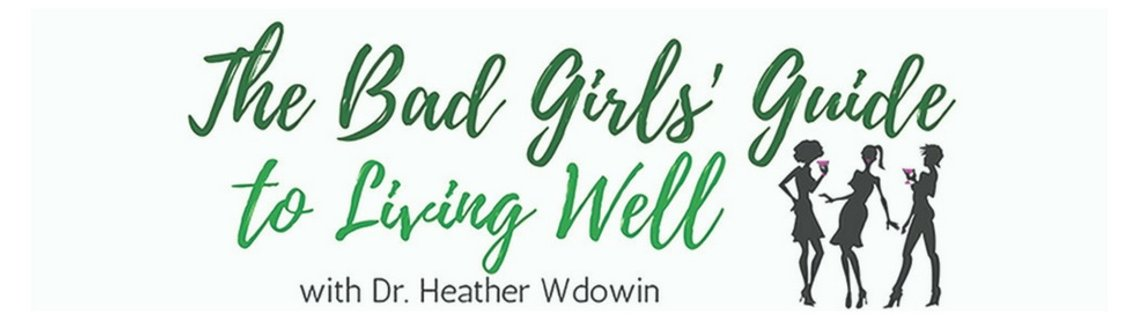 The Bad Girls Guide to Living Well - immagine di copertina
