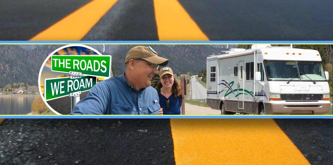 The Roads We Roam - Cover Image