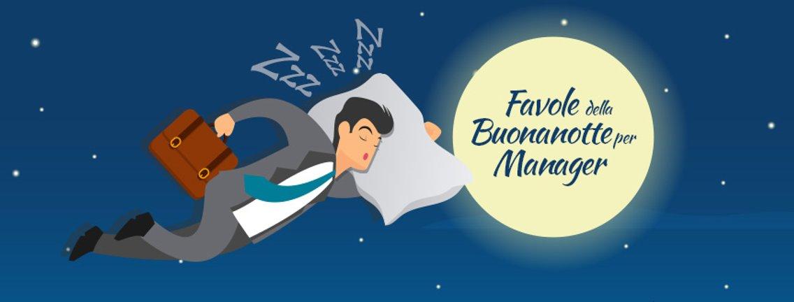 Favole della buonanotte per manager - Cover Image