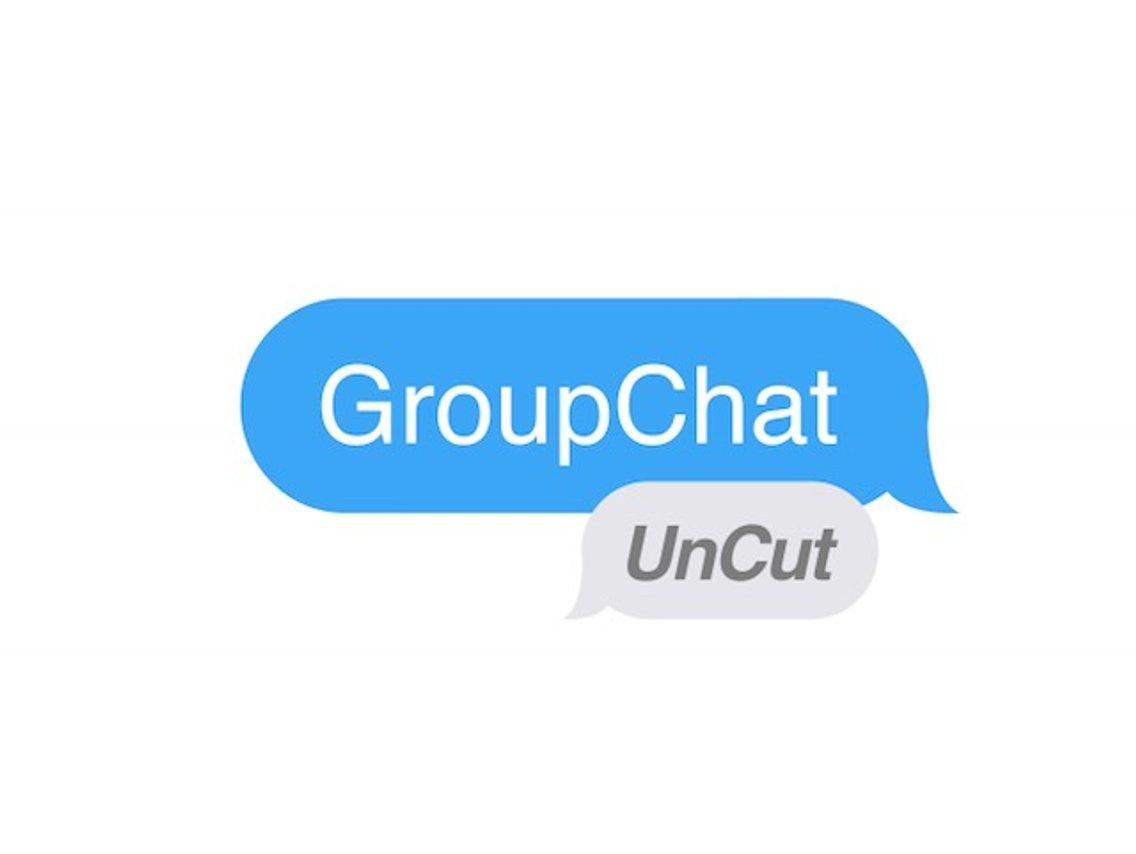 GroupChat UnCut - imagen de portada