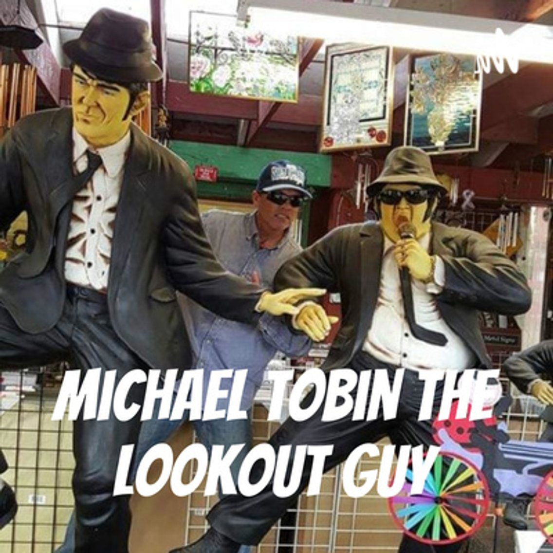 Michael D T The Lookout Guy - Cover Image