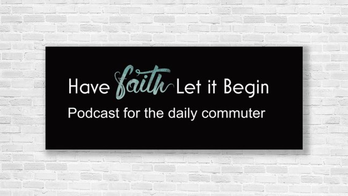 Have Faith Let it Begin - Cover Image