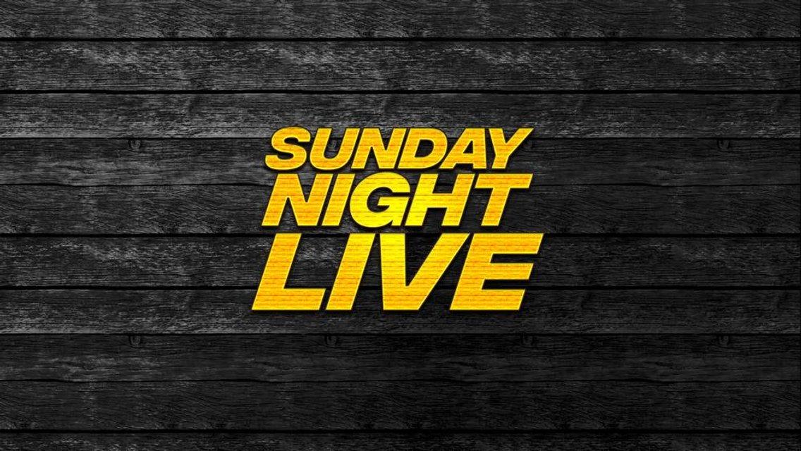Sunday Night Live - Cover Image